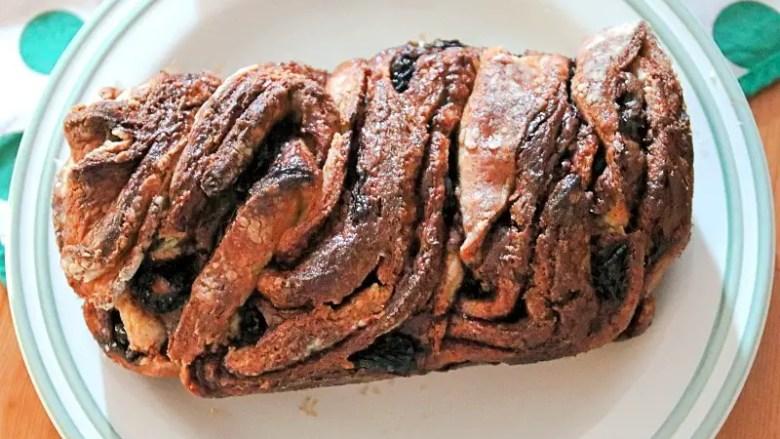 Recipe: Cherry Nutella Babka