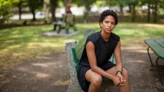 Janaya Khan of Black Lives Matter. (Photograph by Nick Iwanyshyn)