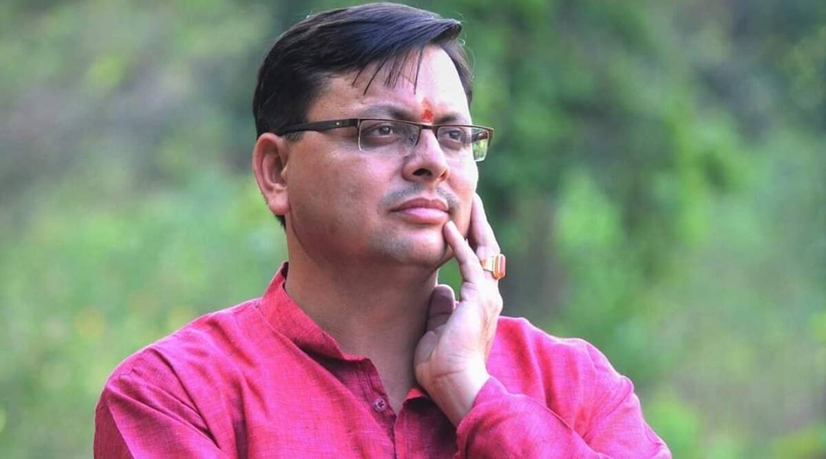 Pushkar Singh Dhoomi is the new Chief Minister of Uttarakhand