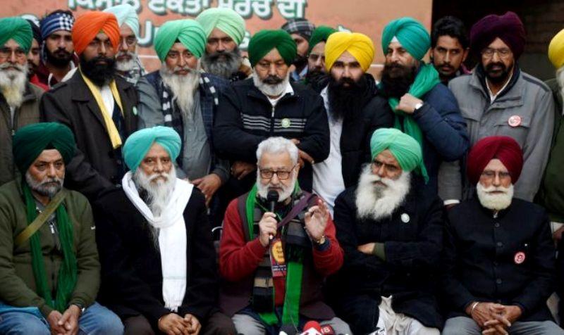 किसान नेताओं ने कहा- कानून संसद से बना है सुप्रीम कोर्ट से नहीं, जारी रहेगा आंदोलन