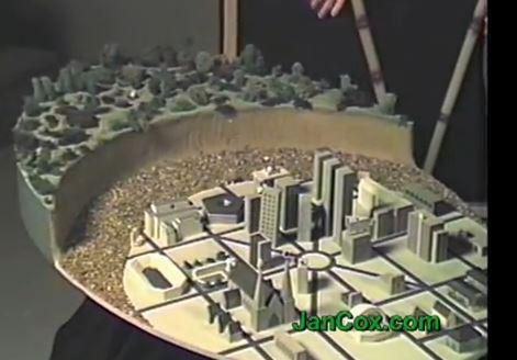 0461 City Model video grab