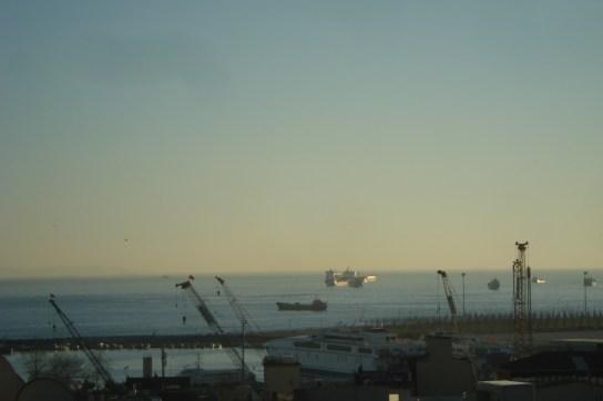 Pogled na Mramorno more, Hotel Erden Sarayevo