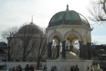 Nemačka fontana - German fountain