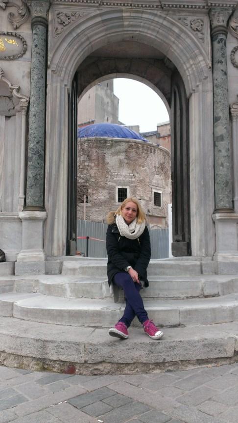Aja Sofija, muzej tepiha - Hagia Sophia, Carpet Museum