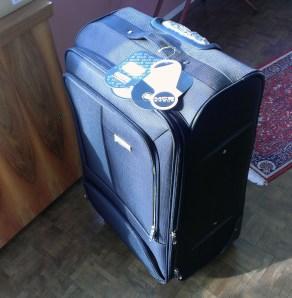 Novi kofer zbog polomljenih točkića - Turkish Airlines