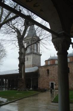 Topkapi palata, Toranj pravde - Topkapi Palace, the Tower of Justice