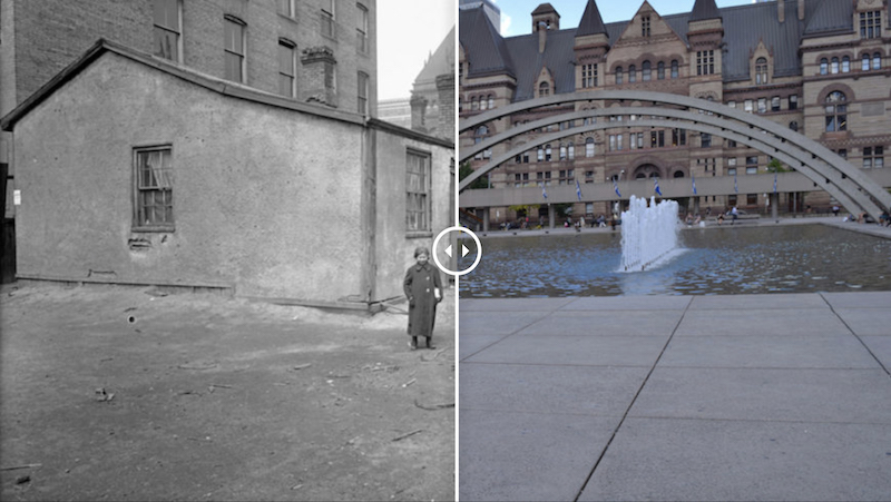 Toronto: Then and Now
