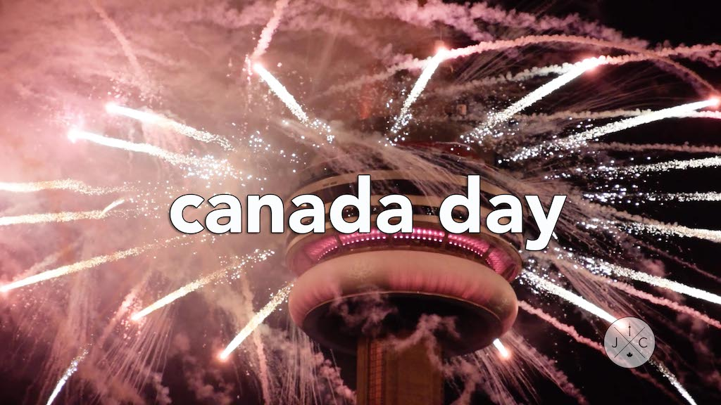 Canada Day Weekend Adventures – Happy 150 Canada!