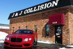 jandj collision service dearborn detroit