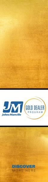 Johns Manville Gold Dealer Program