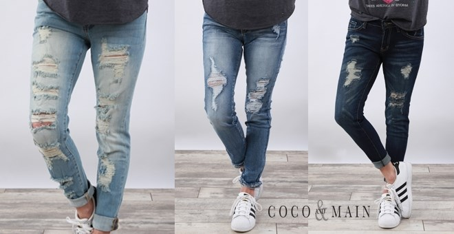 Luxe Stretch Denim