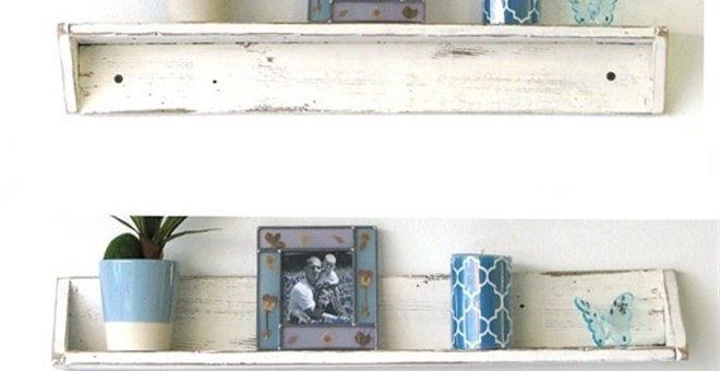 Floating Shelves | Set of 2