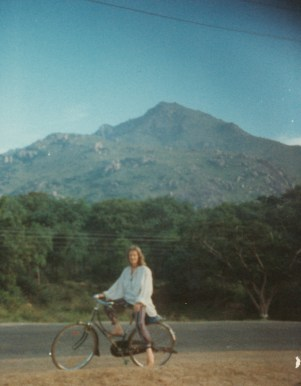 Indian bike, Arunachala