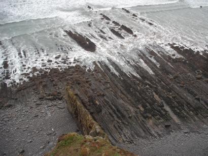 Coast, near Hartland
