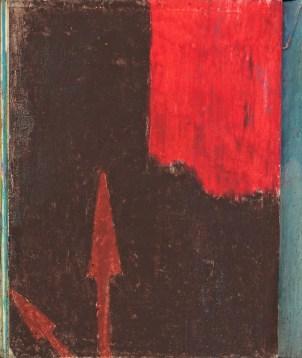 23 liverpool sketches 6, 1969, motorway III