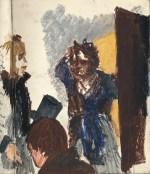 3 liverpool sketches 6, 1969, disturbing Beethoven II