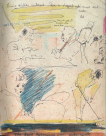 37 liverpool sketches 6, 1969, motorway services