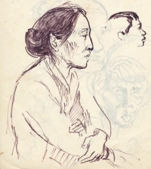 223 pestalozzi sketches - mrs ngwang