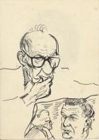 310 Pestalozzi sketches - elevenses