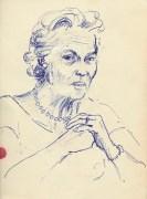 Mrs Borrodale