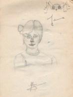 94 pestalozz sketches - jane, by alain