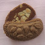 picture of molded spice cookies