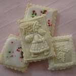 picture of molded cookies