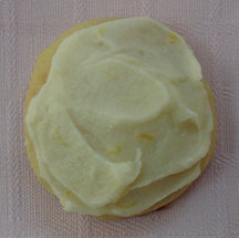 Picture of Iced Orange Cookie