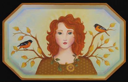 Celebrating Autumn Angel by Jane Allen