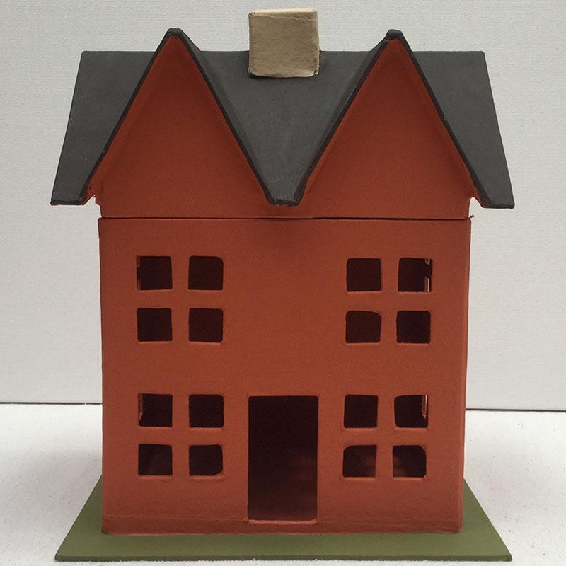 Fall Pumpkin House – Jane Allen Creates