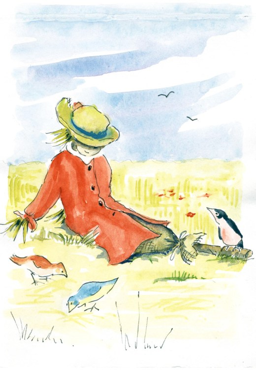 Scarecrow Molly