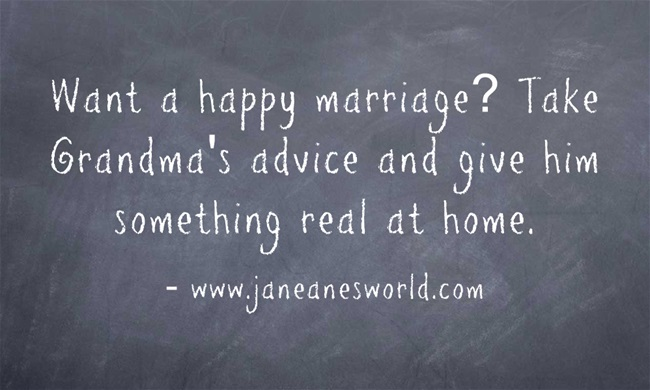give him something real at home www.janeanesworld.com