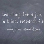www.janeanesworld.com research on job search