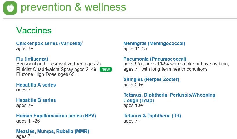 #spon Walgrees Wellness Clinic www.janeanesworld.com