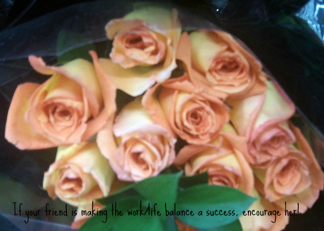 encourage your friend who balances it  www.janeanesworld.com
