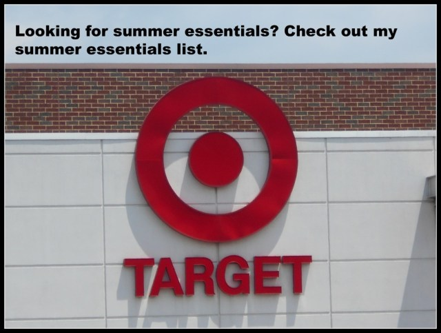 #TargetColors summer essentials www.janeanesworld.com