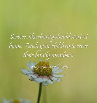 serve the family www.janeanesworld.com