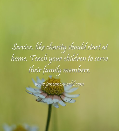 serve the family www.janeanesworld.com
