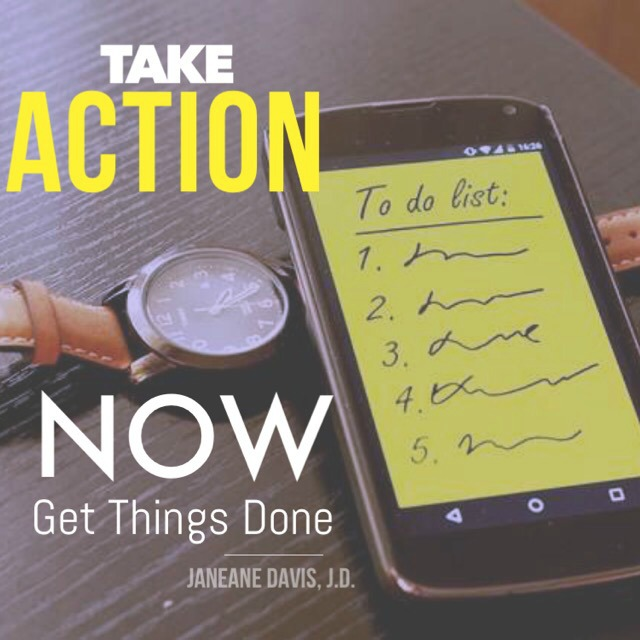 Take Action Now Book 1