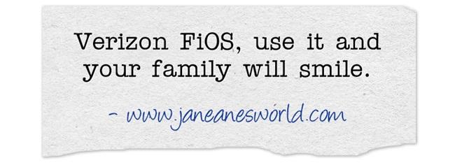 fios smile www.janeanesworld.com