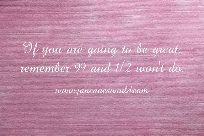 99 and 1/2 won't do www.janeanesworld.com