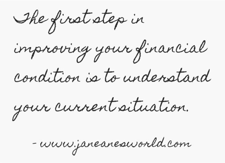 control finances