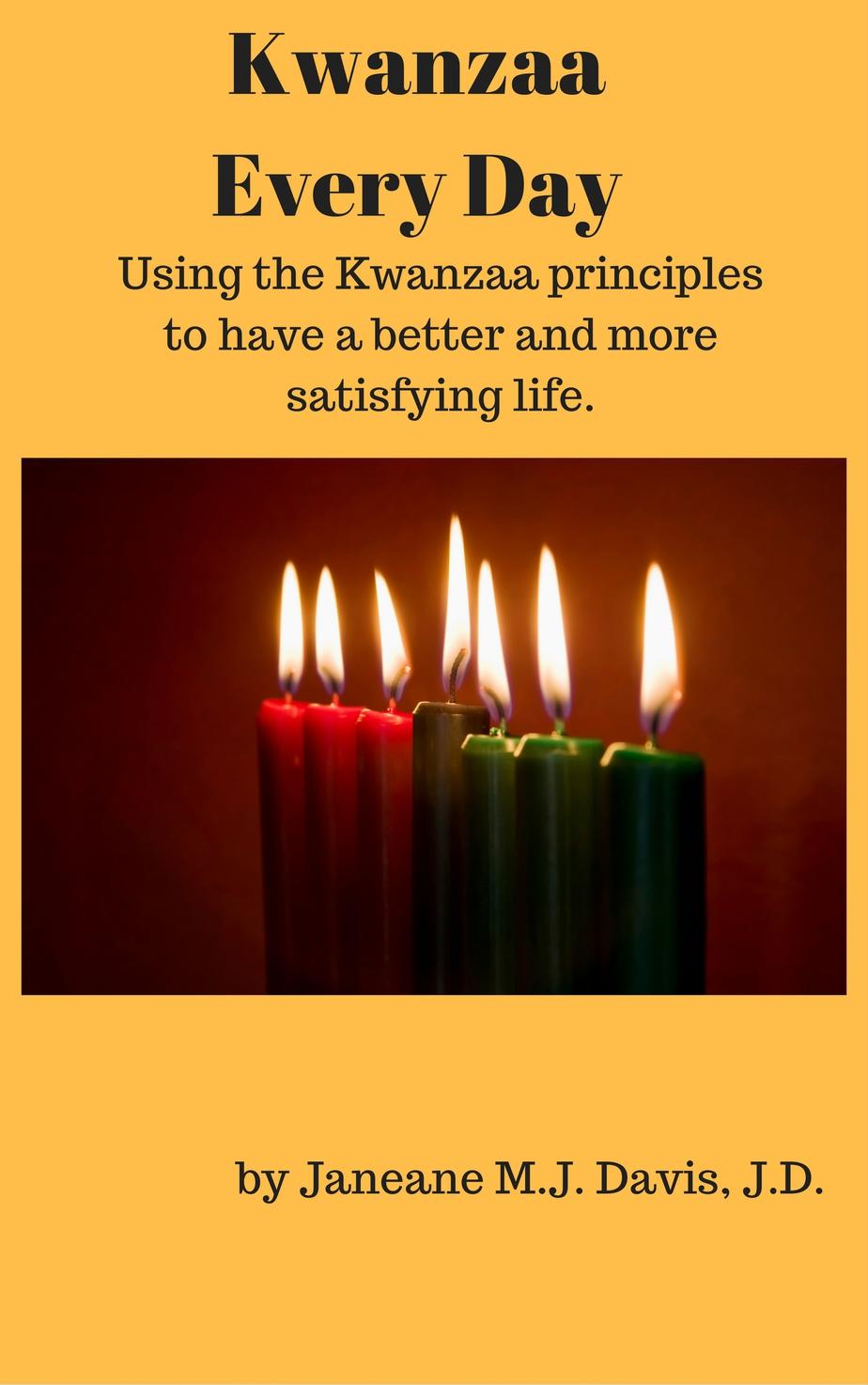 Kwanzaa Every Day 7 Day Challenge