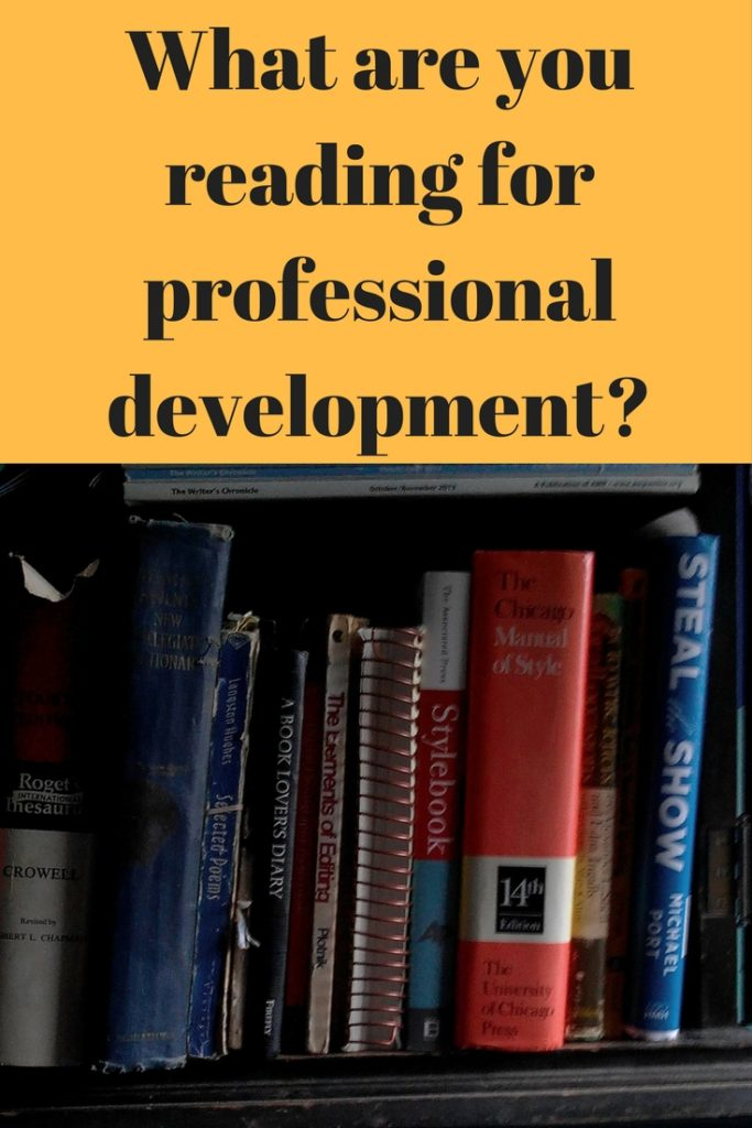 read for professional development