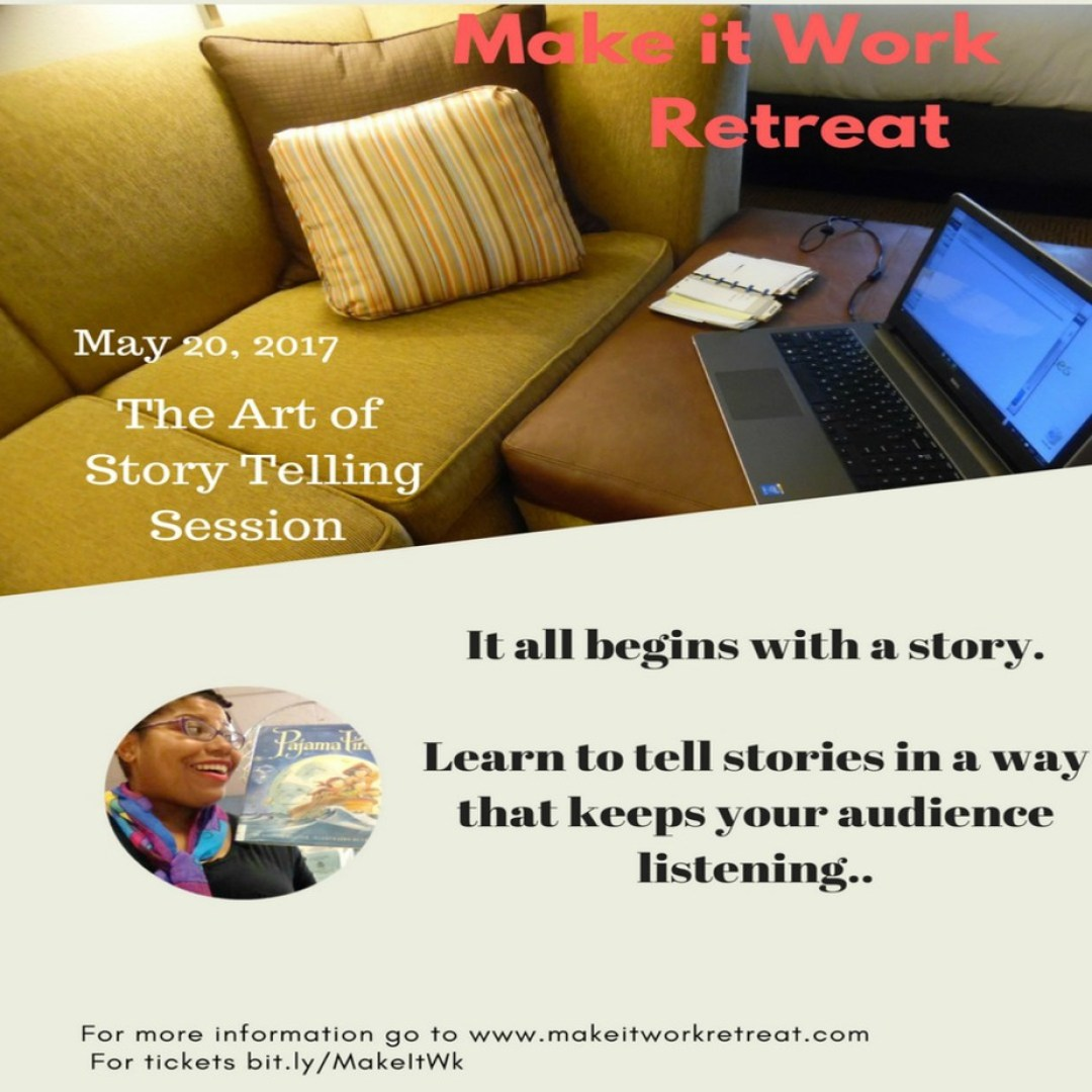 the art of telling a story