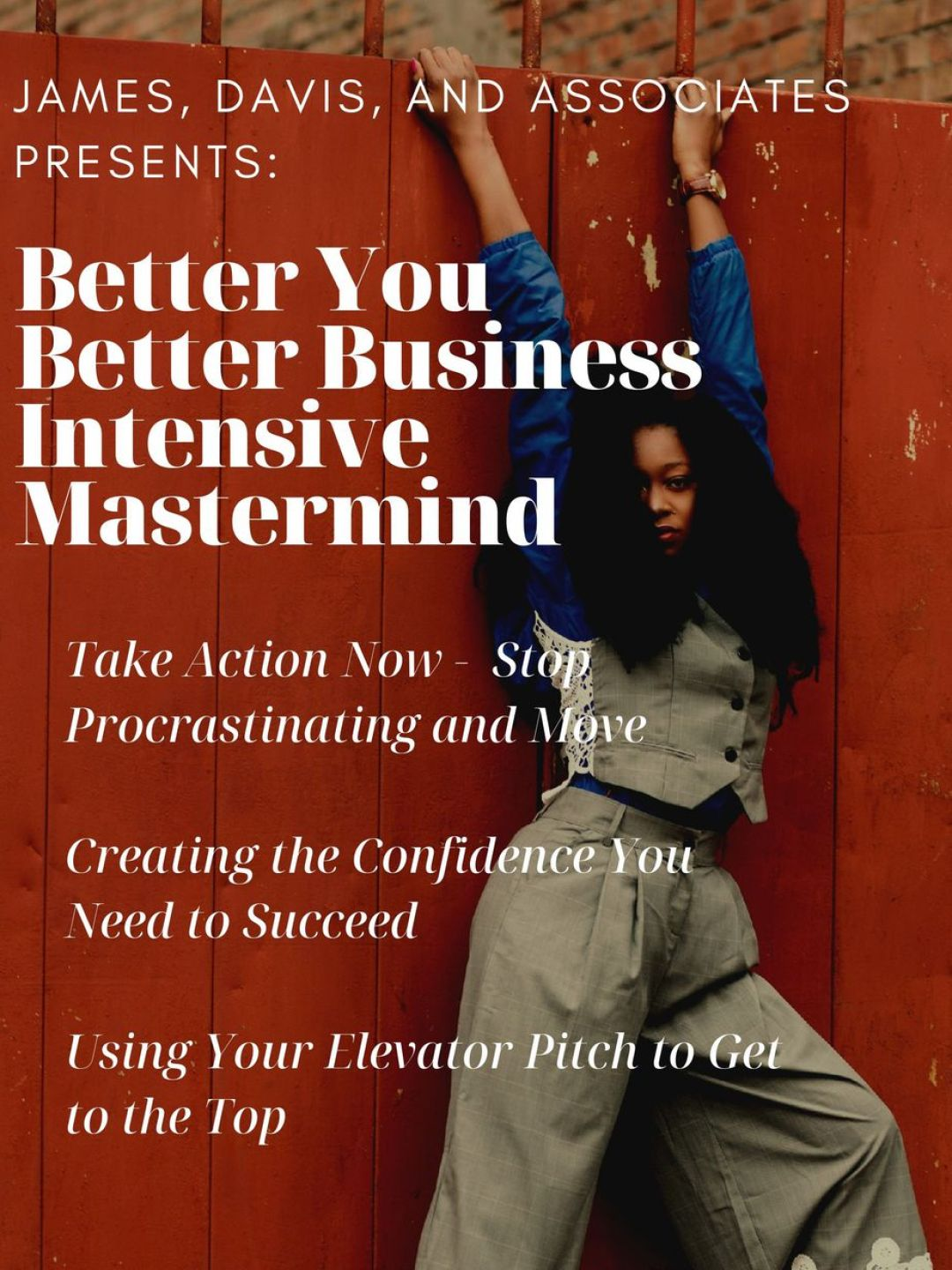 Better You Better Business Mastermind