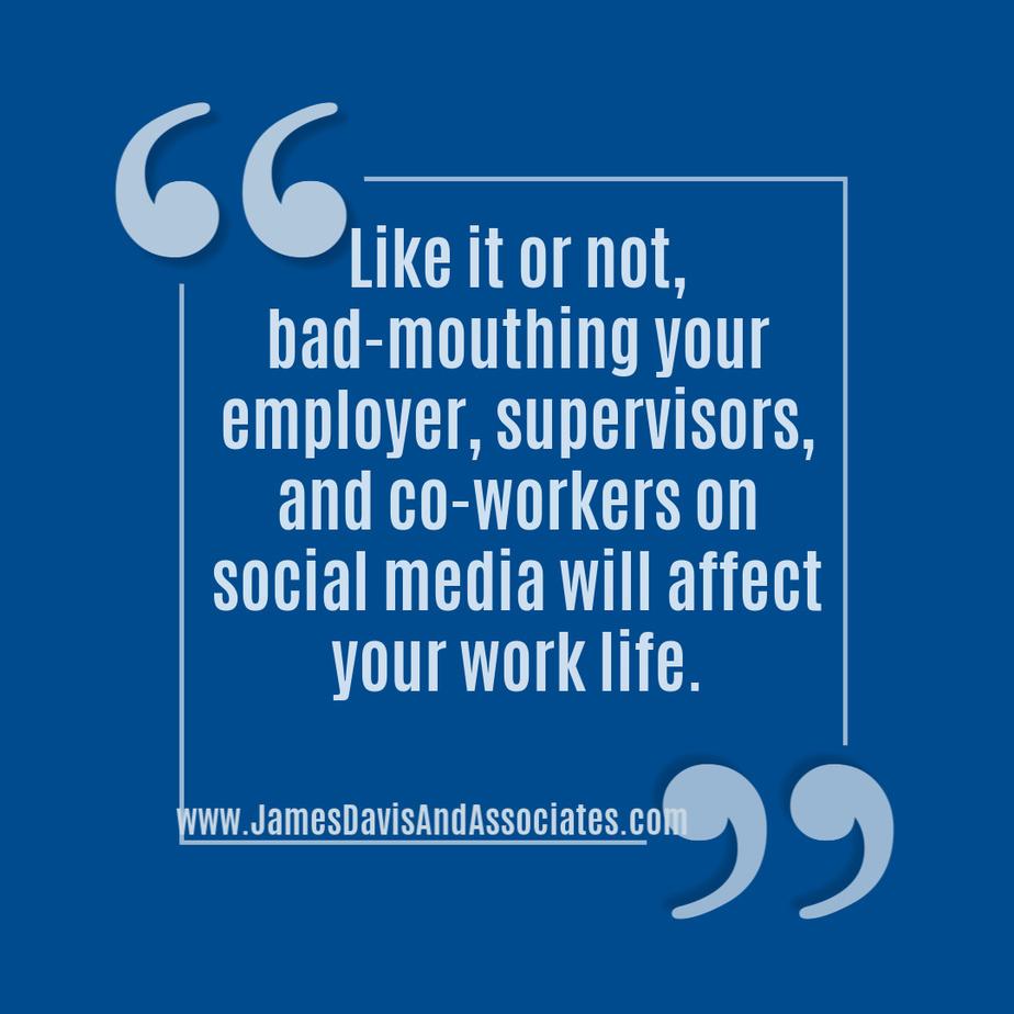 Keep Your Job Off Social Media So You Can Keep Your Job