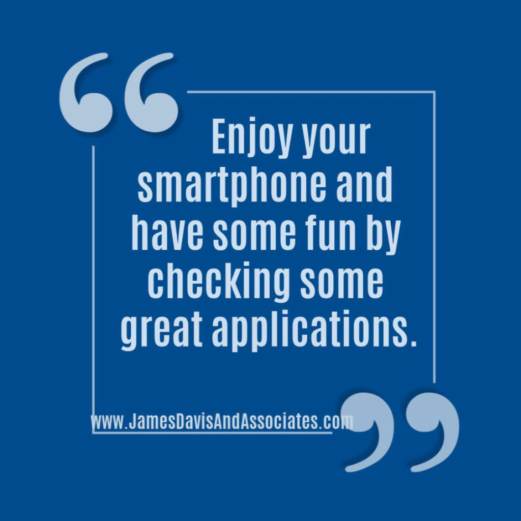Enjoy your smartphone and have some fun by checking out the apps I use most.