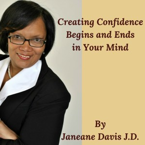picture of book Creating Confidence Begins and Ends in Your Mind