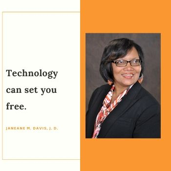 Technology can set you free